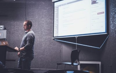 Dump the Powerpoint—Why I Use Non-Linear Presentations